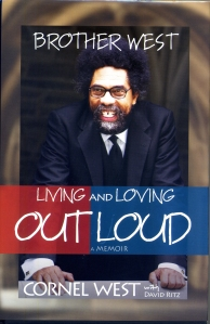 Cornel West's latest